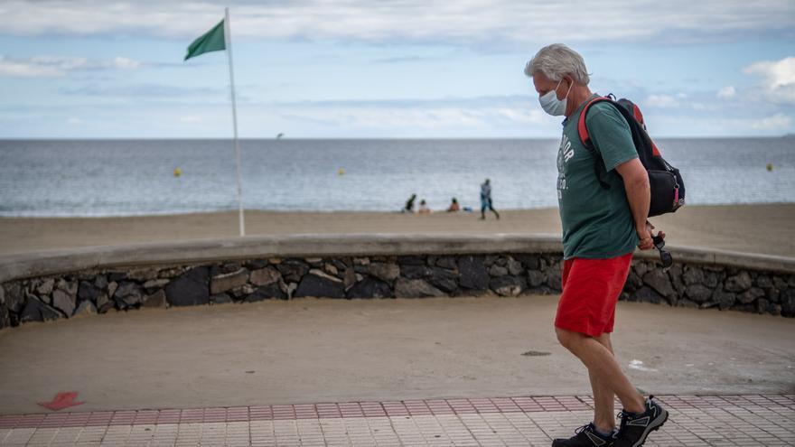 Canarias registra un fallecido y 94 casos Covid este sábado
