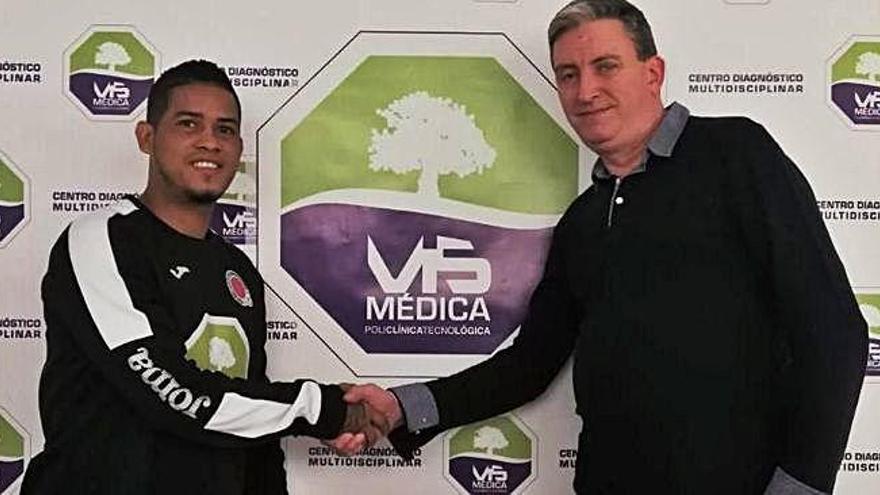 Intersala Zamora se refuerza con Carlos Pérez