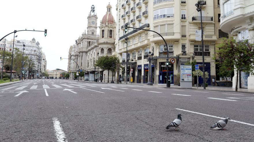 El toque de queda en la Comunitat Valenciana comenzará hoy a la 1 de la madrugada