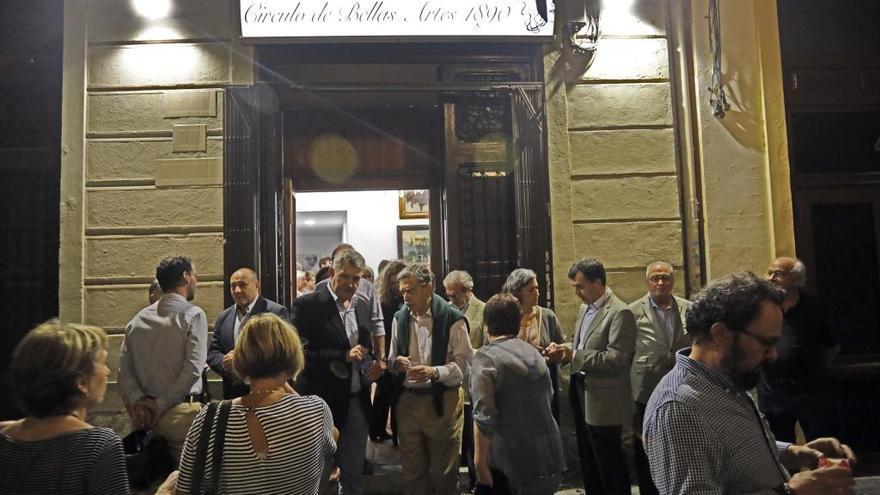 El Círculo de Bellas Artes finaliza su andadura en los juzgados