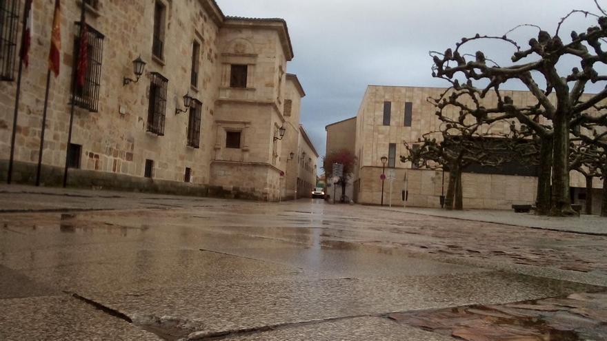 El tiempo en Zamora hoy, domingo | Jornada de lluvias y nubarrones