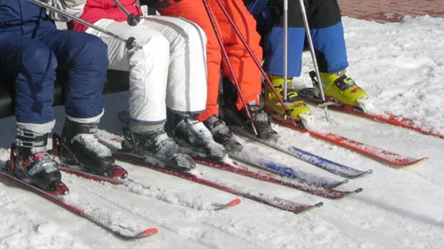 Cómo mantener en buen estado los esquís