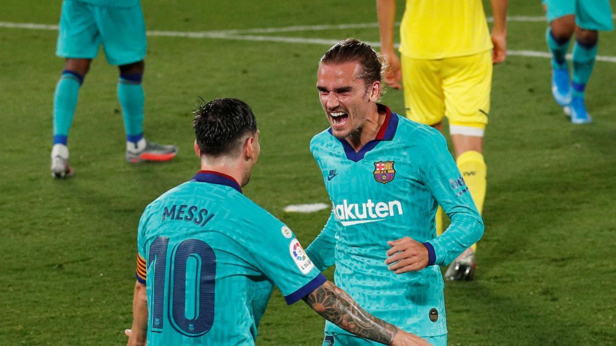 El Barça es nega a llançar la tovallola guanyant a Vila-real