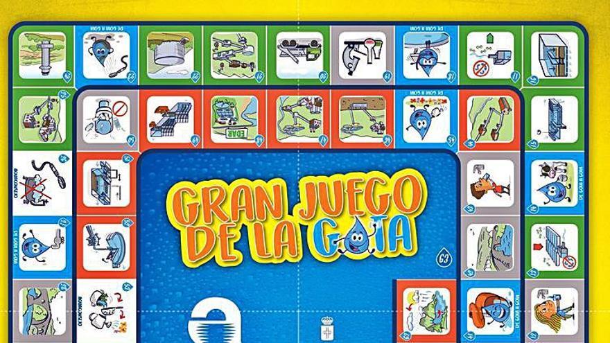 Cadasa promueve el buen uso del agua entre los escolares asturianos