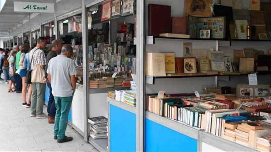 El libro antiguo regresa a Méndez Núñez