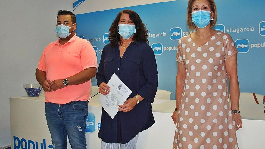 La pandemia demora la renovación al frente del PP de Vilagarcía, que cumple un año sin presidente