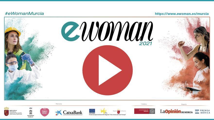 EN DIRECTO | eWoman Murcia 2021