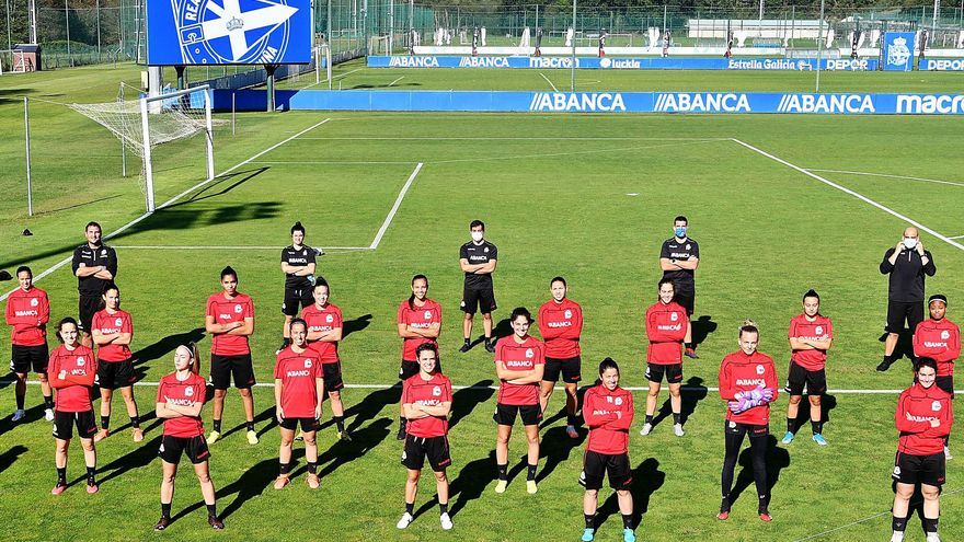 Galicia aspira a la fase de ascenso a Segunda con el apoyo del Xacobeo