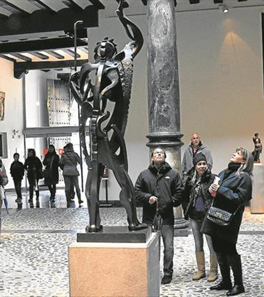 Zaragoza, ¡qué obra de arte!