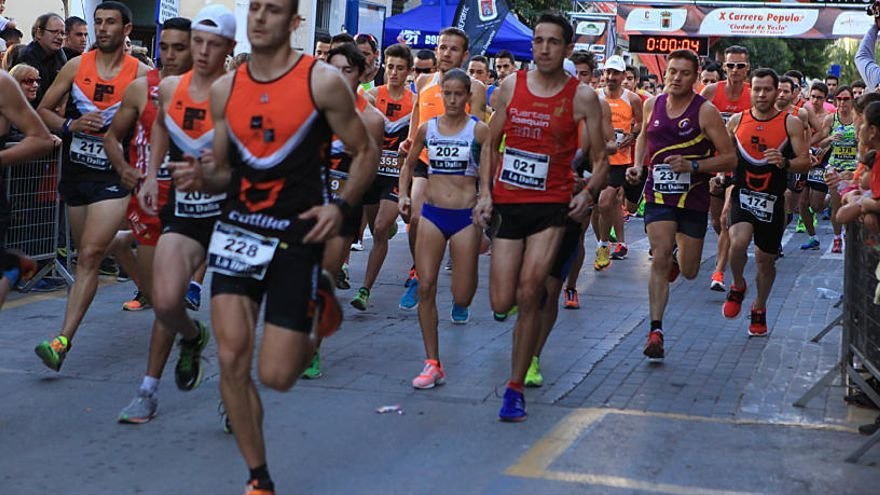 La Carrera Popular Ciudad de Yecla también anuncia su aplazamiento