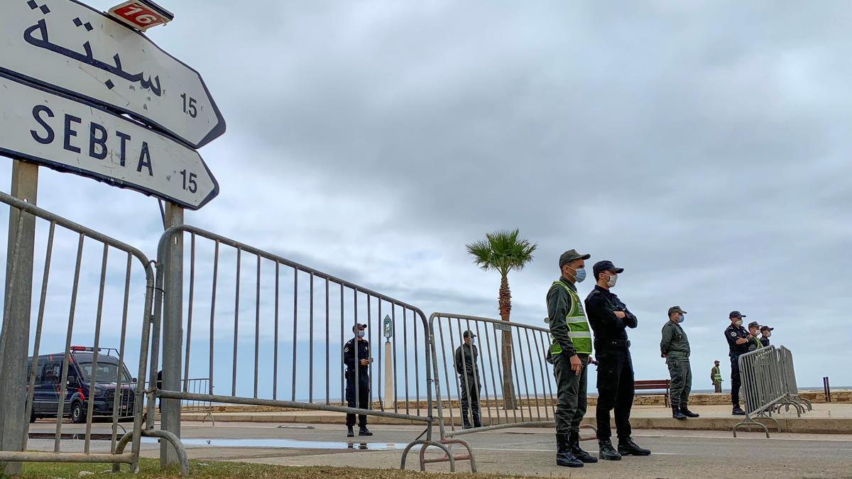 Región de Marruecos próxima a Ceuta.