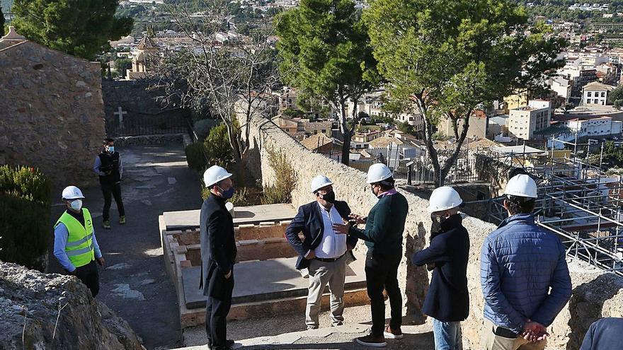 Polop rehabilita su castillo y lo musealizará para atraer turistas