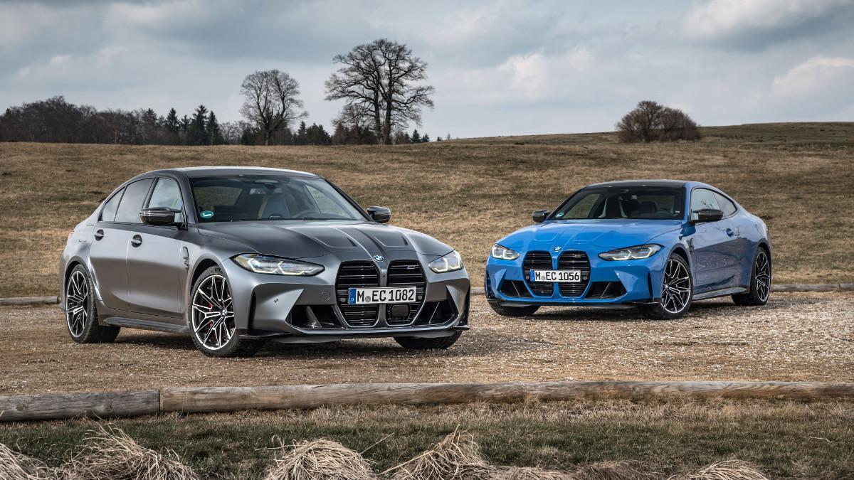 BMW M3 y M4 con tracción M xDrive: estos son sus precios para España