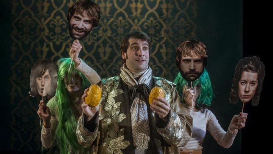 10 euros de descompte per entrada per veure «La Mascarada»