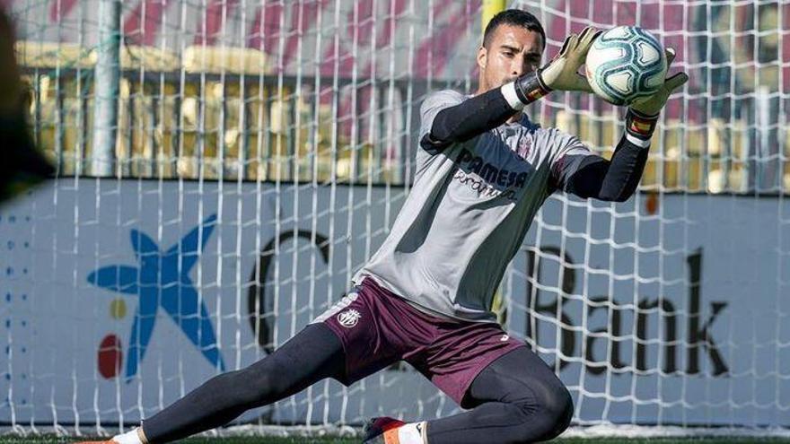Asenjo, del récord presencias en Liga a los 200 partidos con el Villarreal