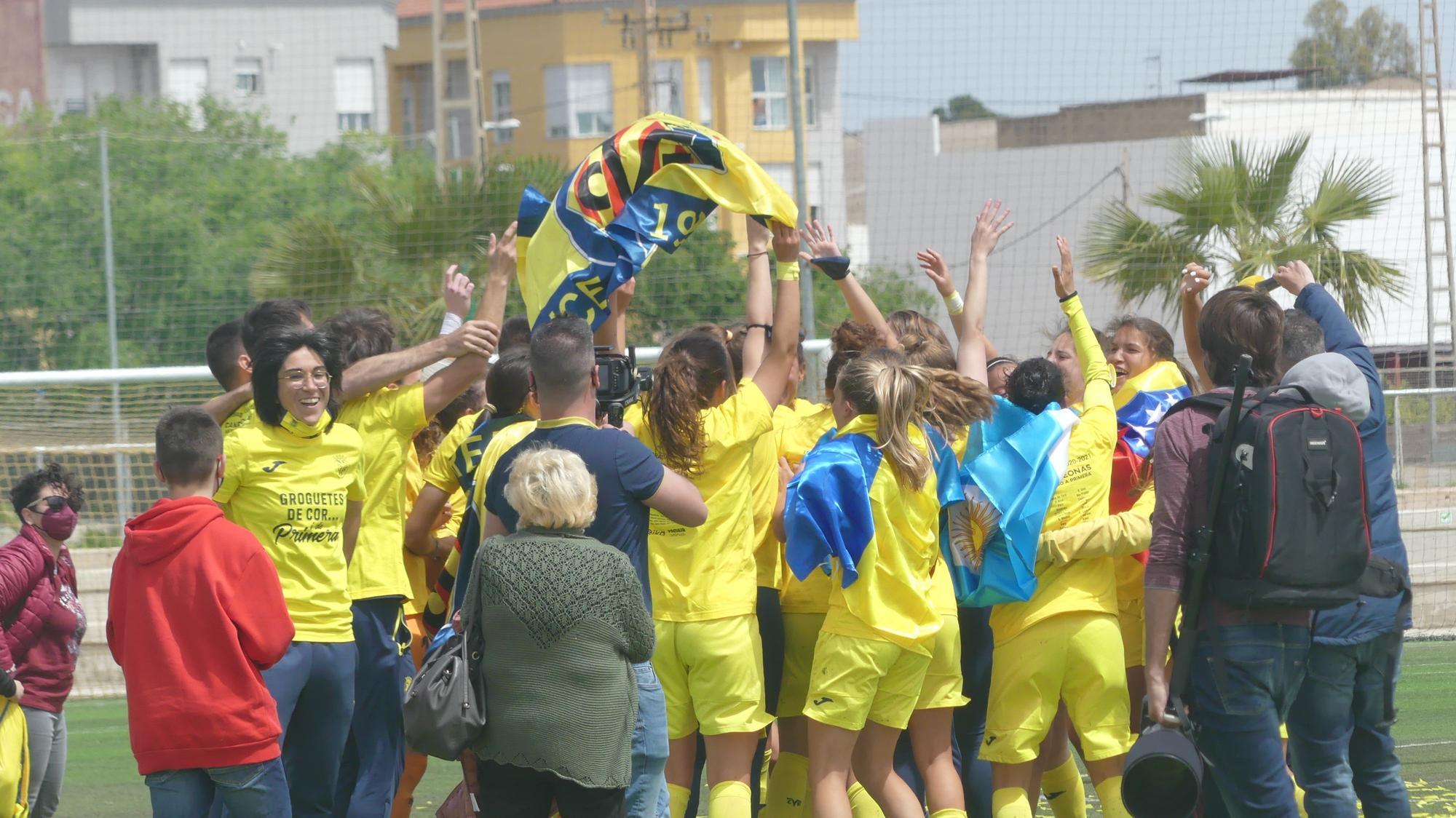 Villarreal Femenino vs Caceres (11).JPG