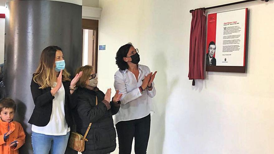 El bateig de l'Escola Municipal de Música obre l'Any Joan Roure a Solsona