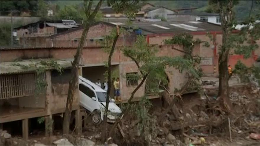 Las inundaciones en Mocoa dejan al menos 254 muertos