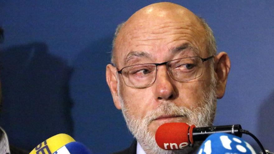Maza justifica la decisió de la justícia belga perquè el risc de reiteració delictiva «és diferent» a l'estranger