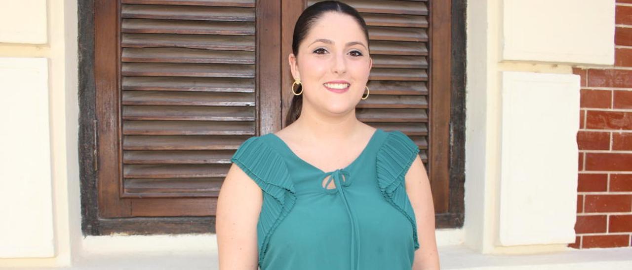 Zulema Rodríguez Ferrandis: Una hija de Natzaret que se debate entre el turismo y el trailer del puerto