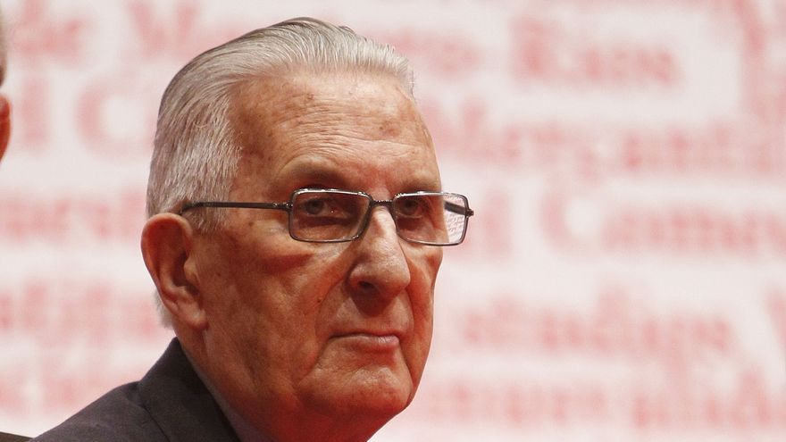 Muere el exjuez decano de Vigo Antonio Romero