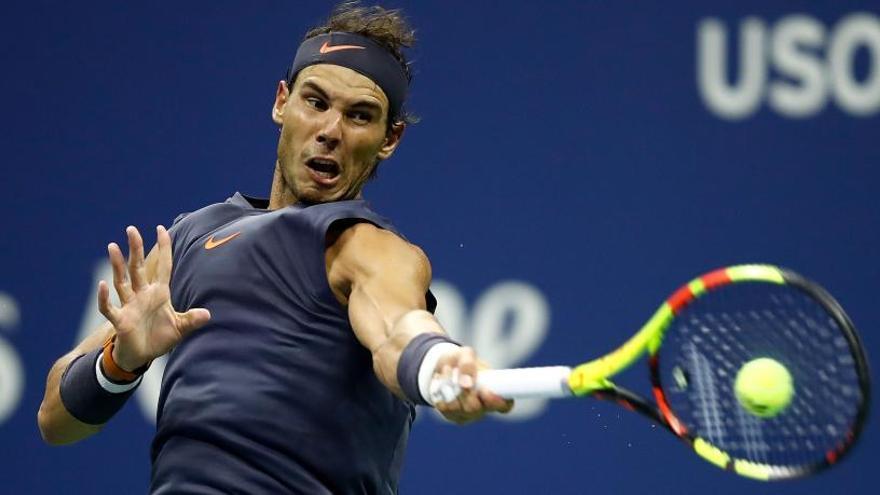 Nadal se impone a Pospisil y avanza a tercera ronda