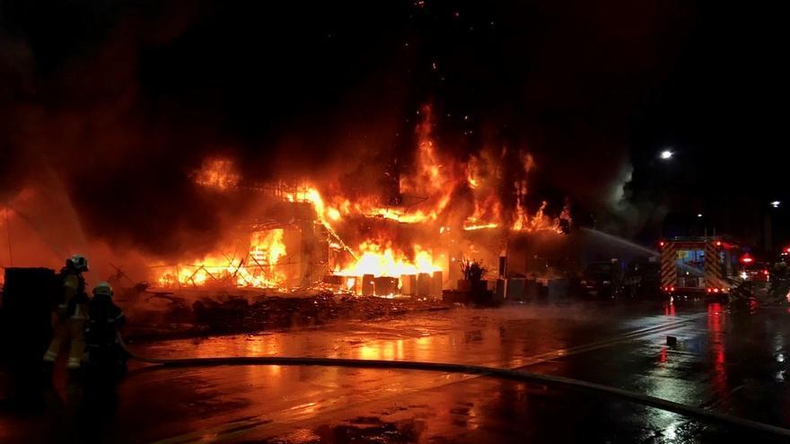 Almenys 46 morts en l'incendi d'un edifici a Taiwan