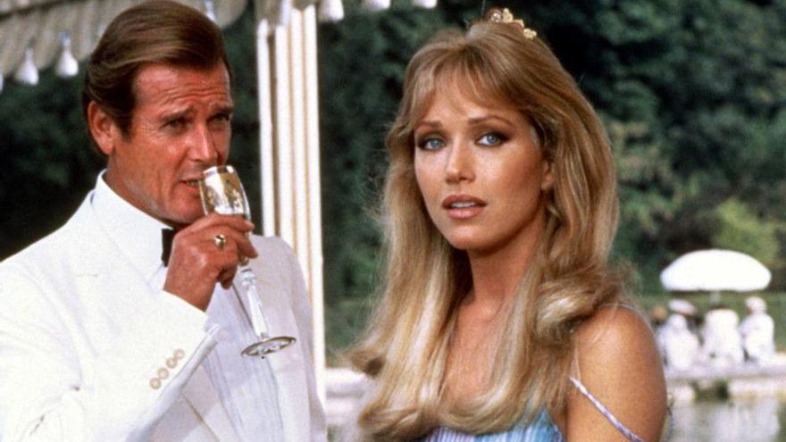 Muere Tanya Roberts, 'chica Bond' en 'Panorama para Matar'