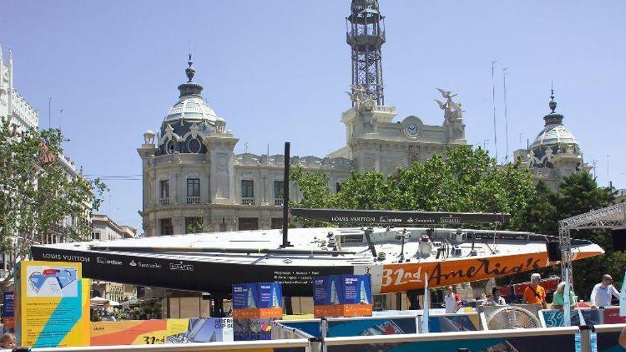Valencia, candidata a acoger la Copa América de vela 2024