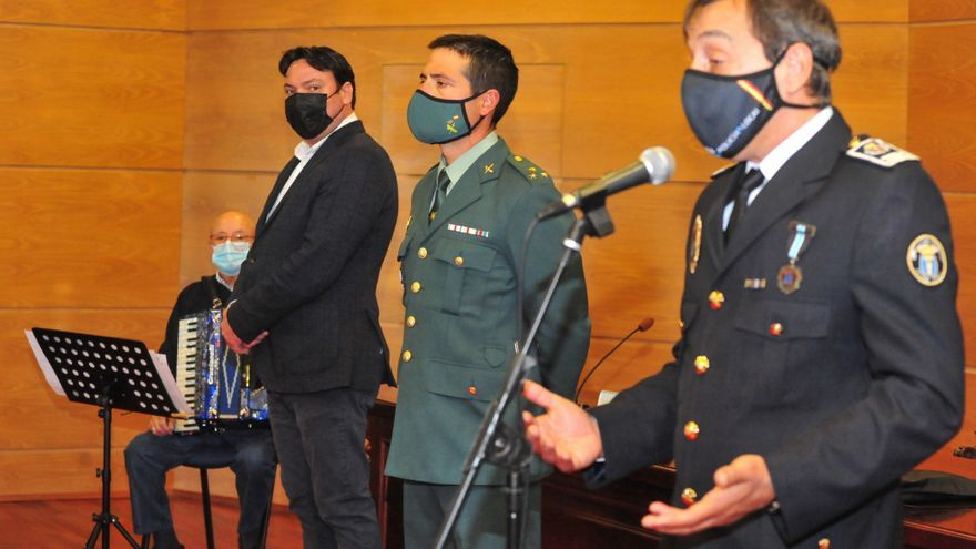 Una teniente asumirá por primera vez el mando de la Guardia Civil en Cambados