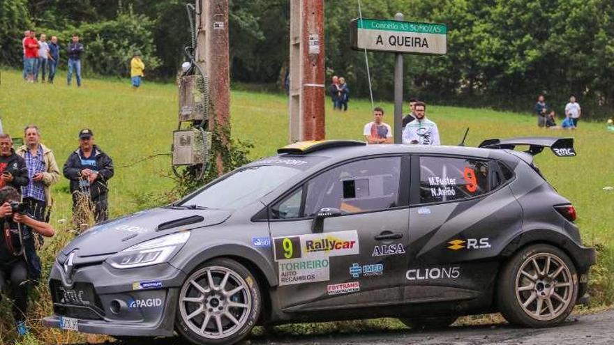 Primer triunfo de Hyundai en el Nacional