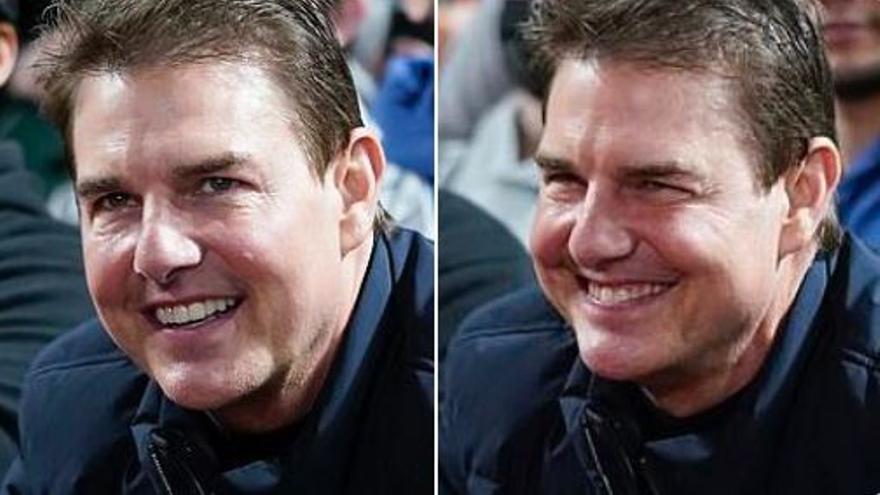 Tom Cruise: ¿Se ha operado? ¿Ha ganado peso? ¿Es él?