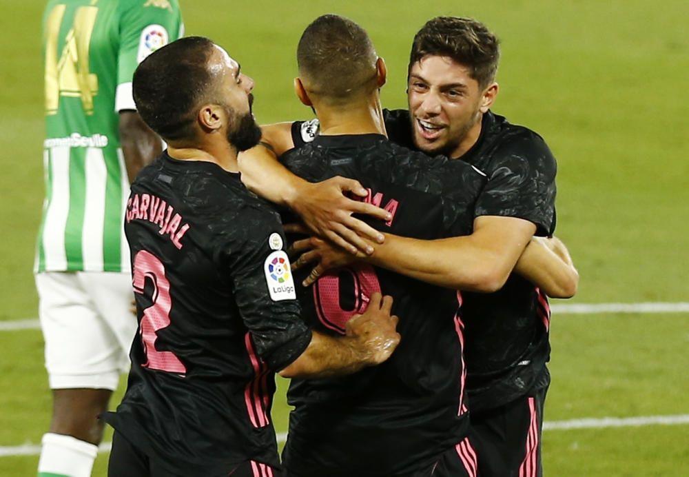 LaLiga Santander: Betis - Real Madrid
