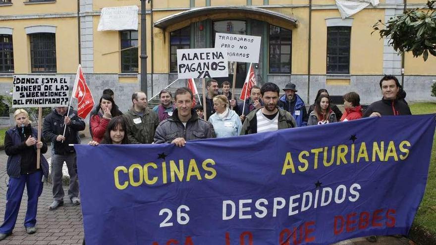 Alacena, cerrada en 2013 y ya liquidada, adeuda a sus exempleados 180.000 euros