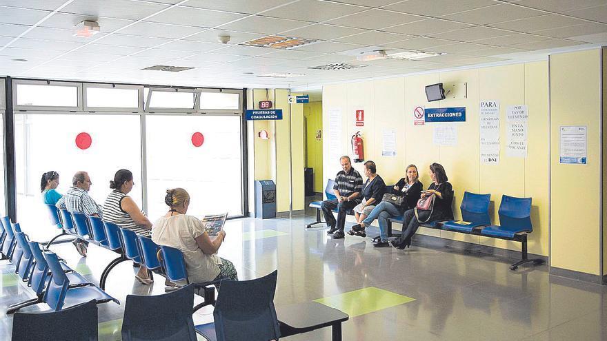 Los usuarios del Hospital Virgen de la Peña le dan una nota de 8,7 puntos