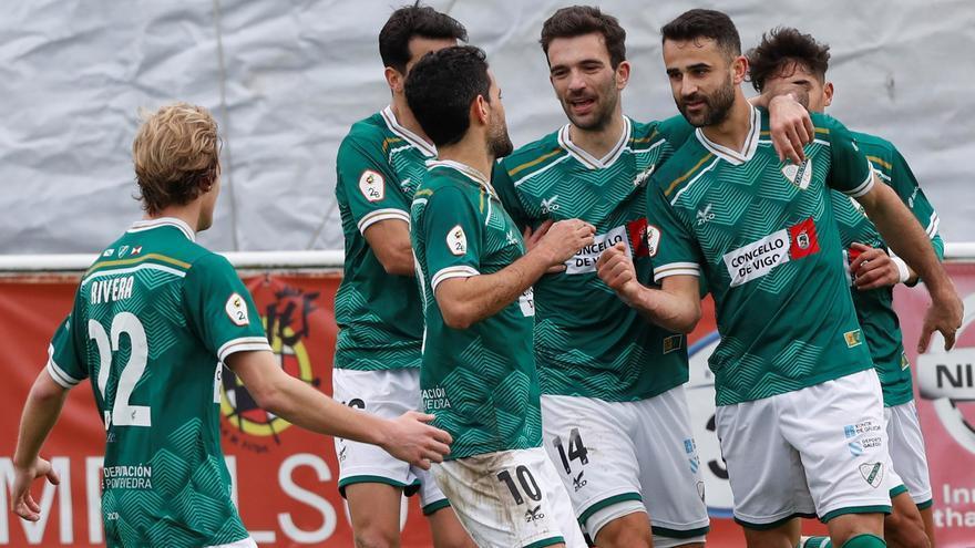 Las imágenes de una victoria histórica: Coruxo 2 - 0 Dépor