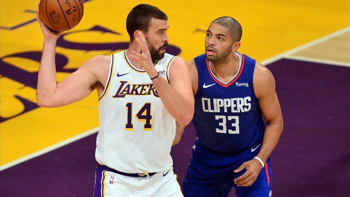 Gasol y los Lakers, la saga continúa