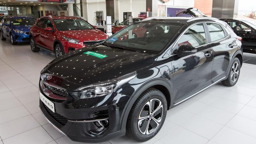 Unidades limitadas: Kia Xceed híbrido enchufable por 26.500€ en Grupo Marcos