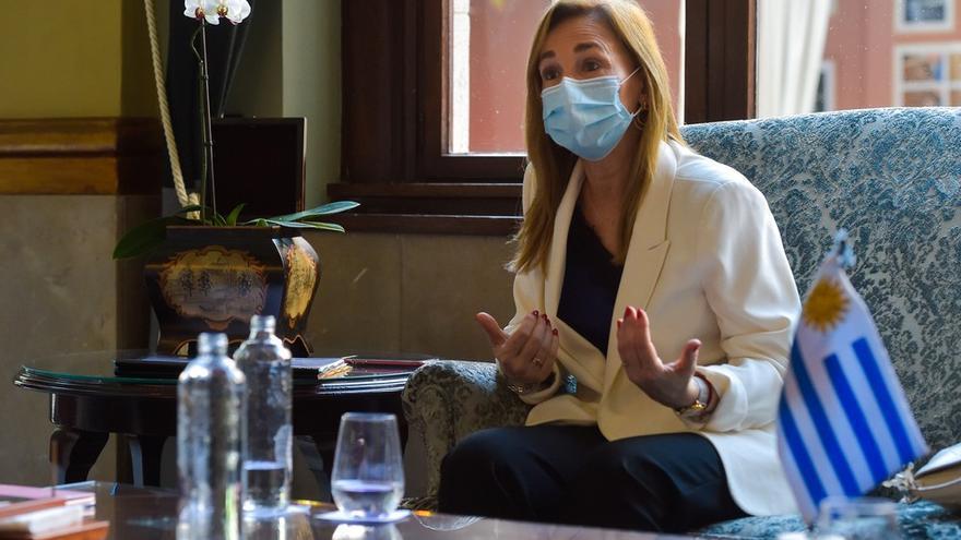 Entrevista a la embajadora de Uruguay
