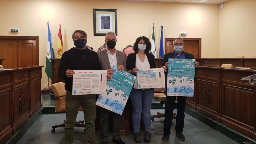 Lucena inicia una campaña para reducir el consumo de agua ante la situación de los pantanos