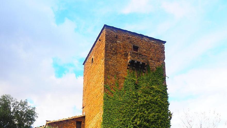La pardina de Larbesa recibe dos millones de euros para convertirse en hotel