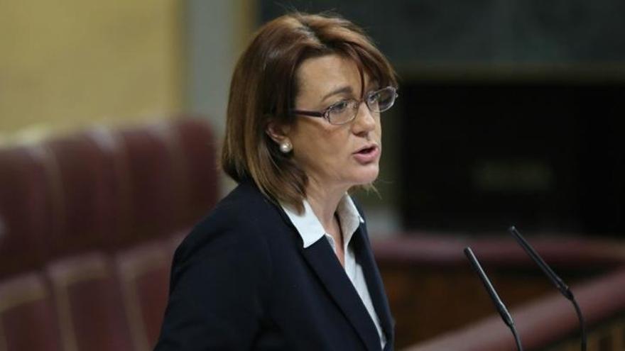 Soraya Rodríguez participa hoy en un acto de Cs un mes después de dejar el PSOE
