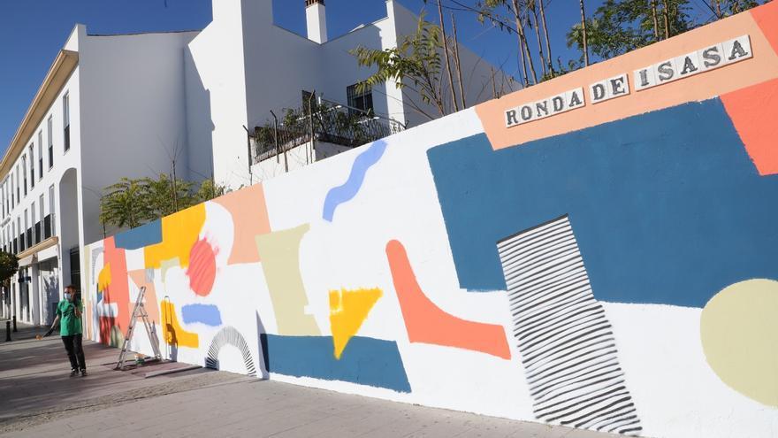 El edificio que albergará varios locales para el ocio en la Ribera logra licencia