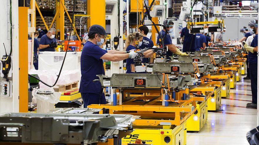 Industria apadrina la candidatura de Vigo para acoger una gran factoría de baterías