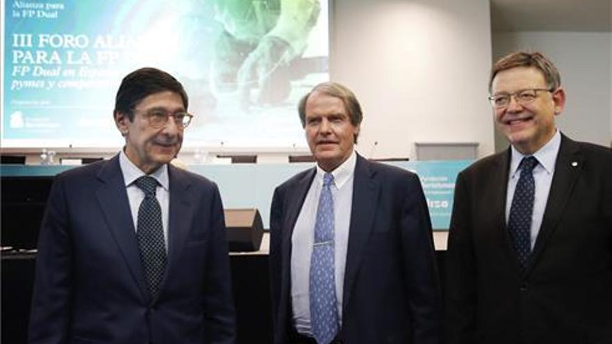 Castellón triplica su oferta de FP dual y pone el foco en implicar a las pymes