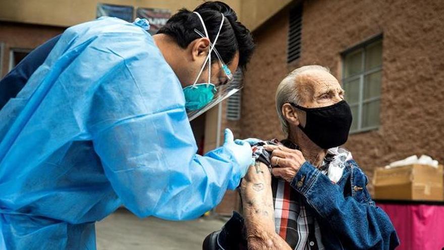 Las muertes por coronavirus en Estados Unidos superan las 475.000