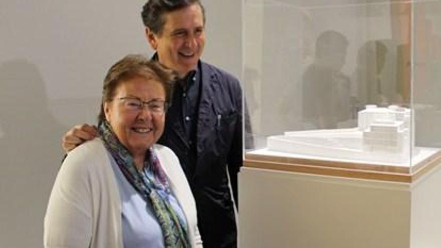Helga de Alvear sitúa a Cáceres en el mapa del arte contemporáneo