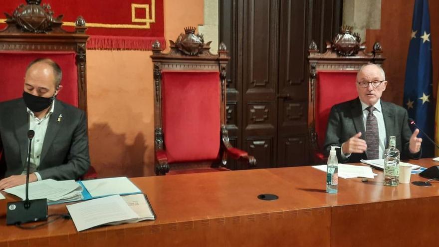 El Síndic de Greuges obre el ple de l'Ajuntament de Manresa