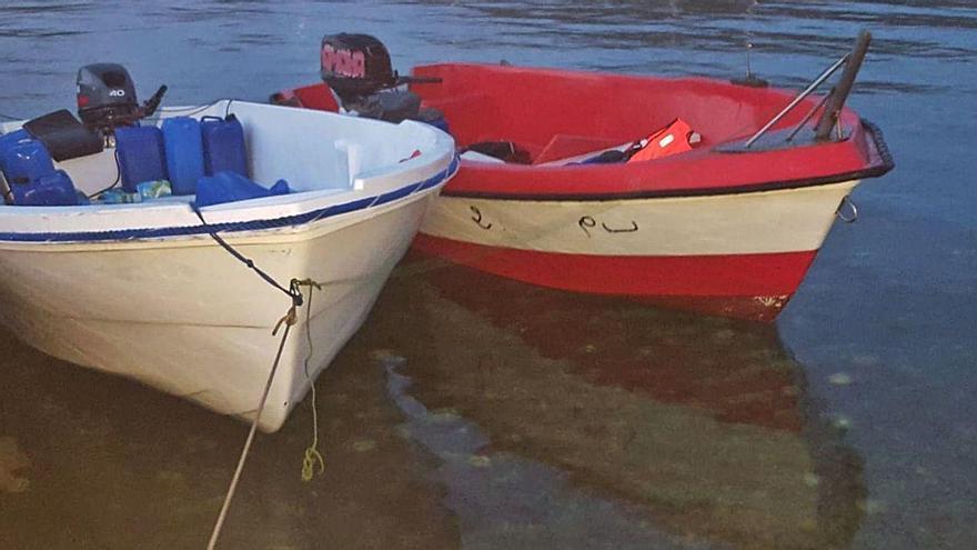 Erneut kommen drei Boote mit Migranten auf den Balearen an