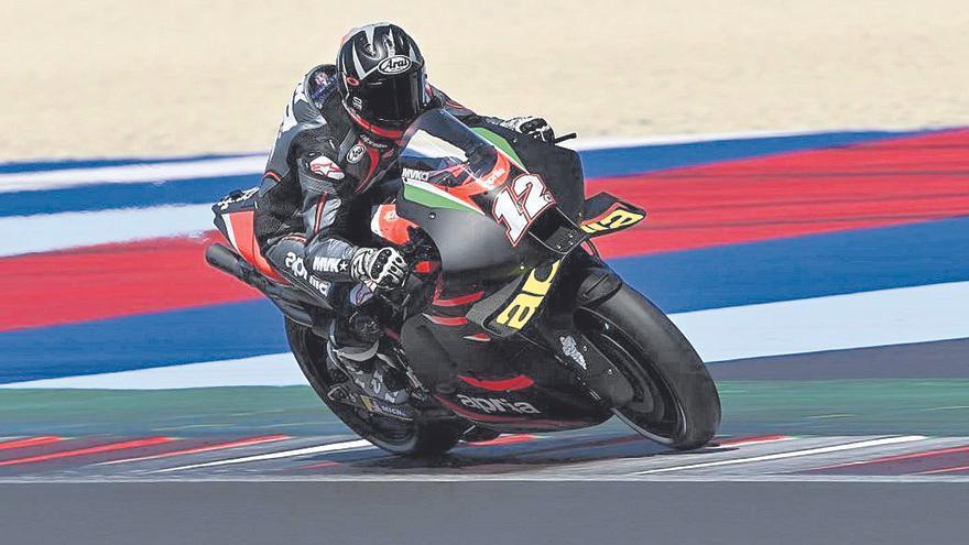 Viñales debutarà amb Aprilia en la següent cursa